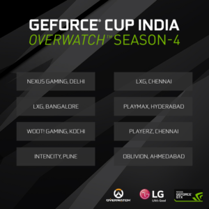 ge force cup season 4
