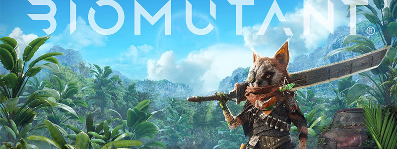 BIOMUTANT GAMEPLAY GN gamers nation