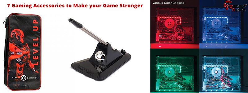 gaming accessories GN cover