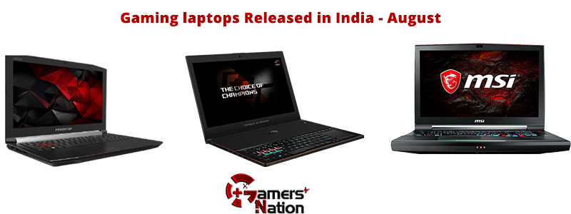 gaming laptops in India GN cover