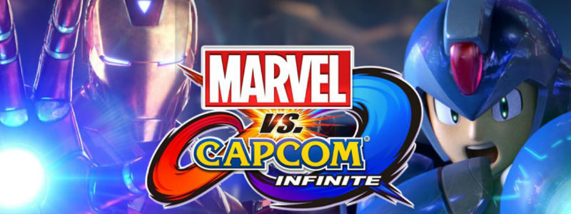 Marvel Vs Capcom Infinite gamers nation