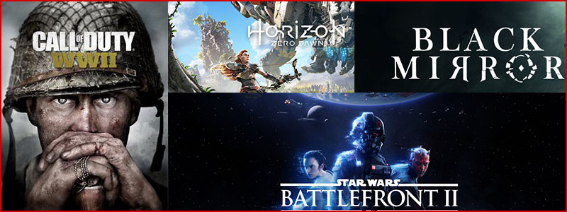 Games Releasing in the Month of November