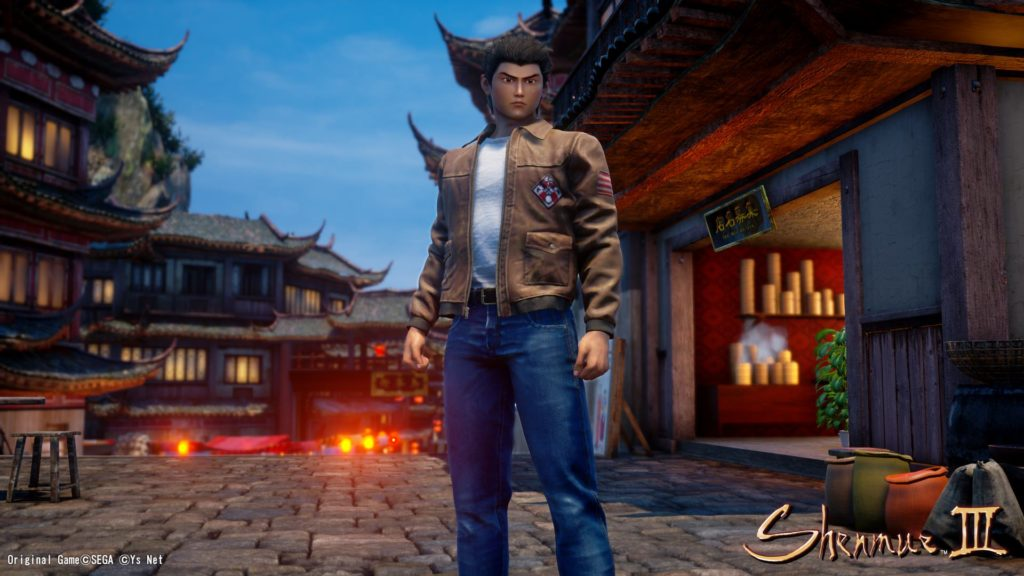 shenmue gamers nation