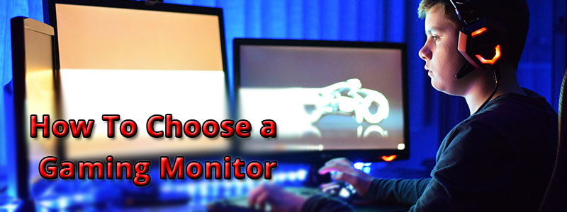gaming monitor - Gamers nation