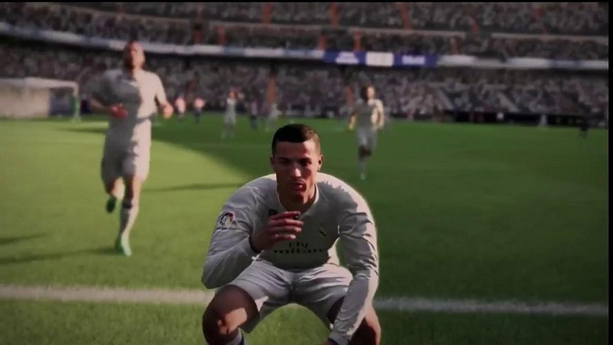 FIFA 18 - gamers nation