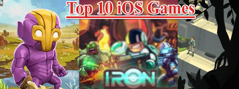 top 10 ios games - gamers nation