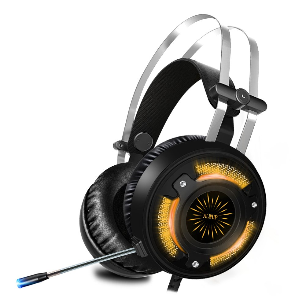 ALWUP Stereo Gaming Headset_ best gaming headphones in India_gamers nation
