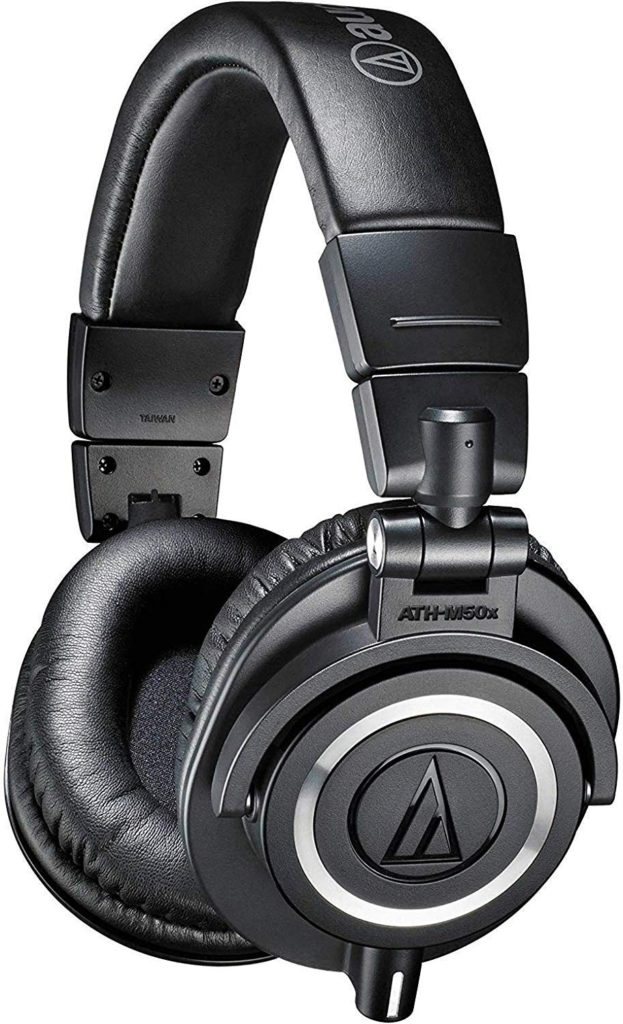 Audio-Technica ATH-M50x _best gaming headphones in India_gamers nation