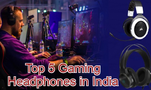 top gaming headphones in Inida