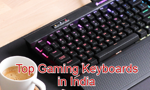 top gaming keyboards in India